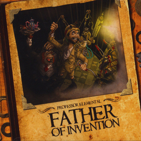 Professor Elemental - Father Of Invention
