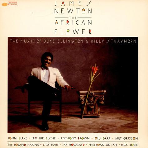 James Newton - The African Flower - The Music Of Duke Ellington And Billy Strayhorn