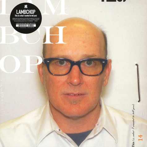 Lambchop - This (Is What I Wanted To Tell You) Black Vinyl Edition