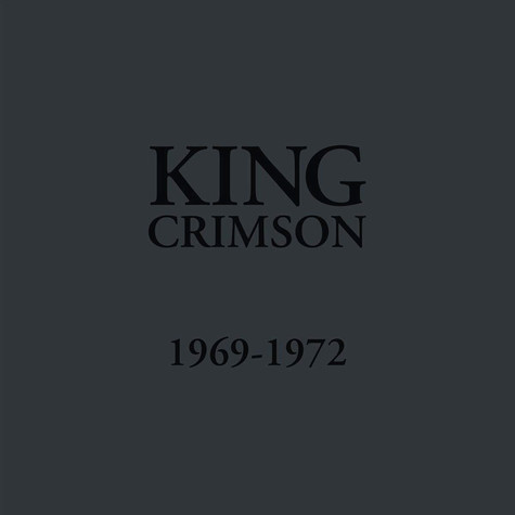 King Crimson - 1969-1972 Limited Edition Vinyl Box Set