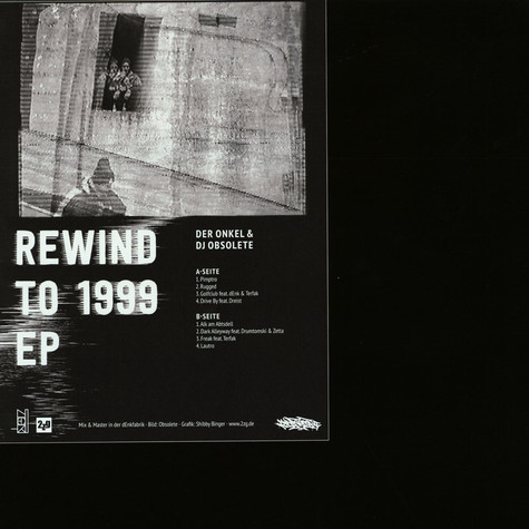 Onkel & Obsolete - Rewind To 1999