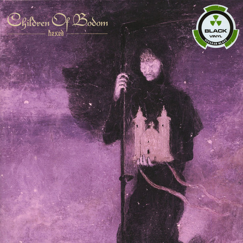 Children Of Bodom - Hexed Black Vinyl Edition