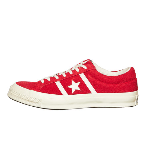 Converse - One Star Academy Ox (Enamel Red   Egret)  ce051699dfd
