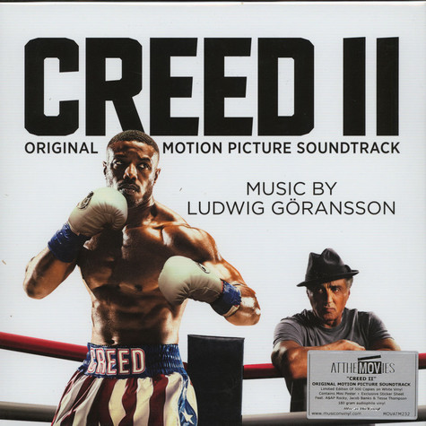 V.A. - OST Creed II White Vinyl Edition
