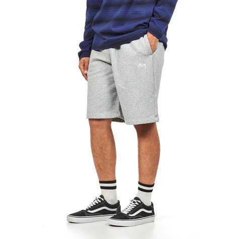 Stüssy - Stock Fleece Short
