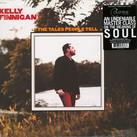 Kelly Finnigan - The Tales People Tell Black Vinyl Edition