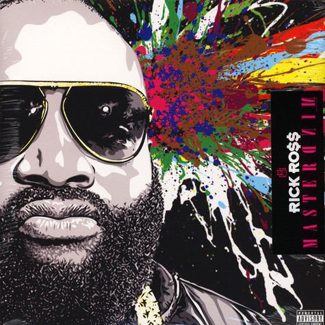 Rick Ross - Mastermind Limited Edition