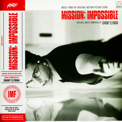 Danny Elfman - OST Mission Impossible