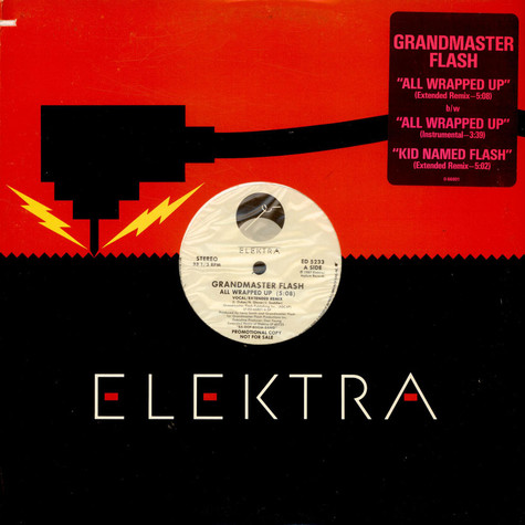 Grandmaster Flash - All Wrapped Up
