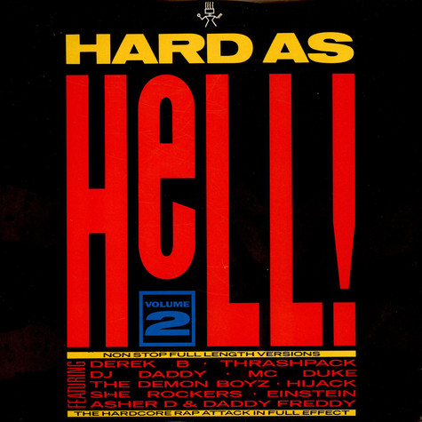 V.A. - Hard As Hell Volume 2