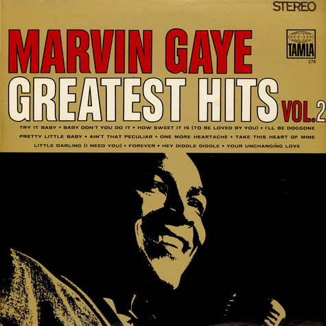 Marvin Gaye - Greatest Hits Vol. 2