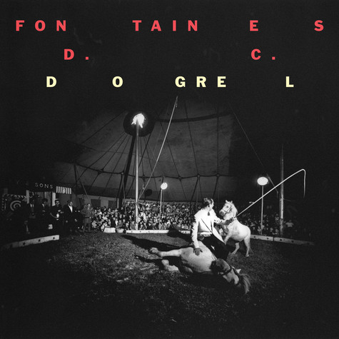 Fontaines D.C. - Dogrel Transparent Yellow Vinyl Edition