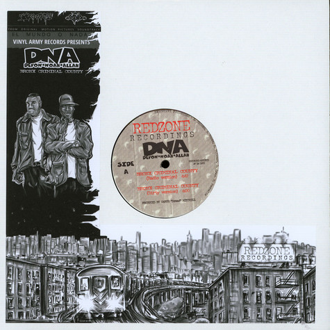 DNA - OST Bronx Criminal County