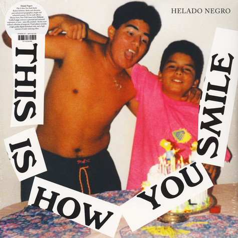 Helado Negro - This Is How You Smile