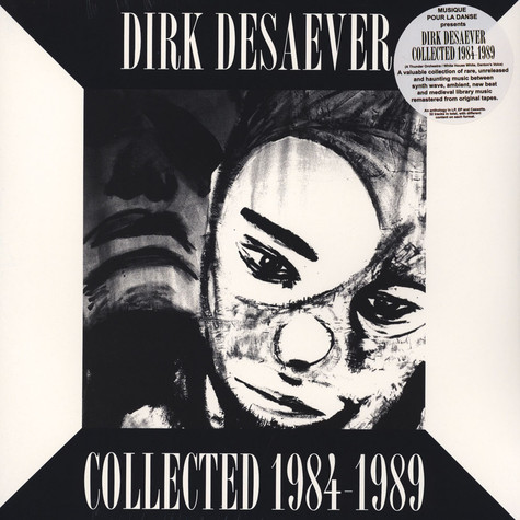 Dirk De Saever - Collected 1984-1989 (Long Play)