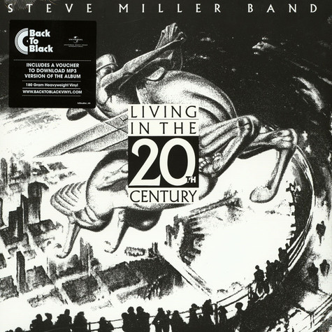 Steve Miller Band - Living In The 20th Century Limited Edition