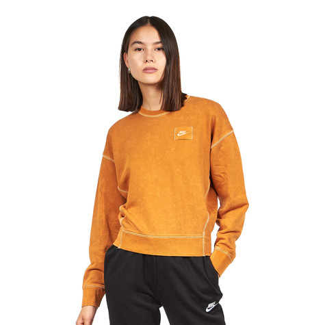 Nike - WMNS NSW Crewneck FT Rebel