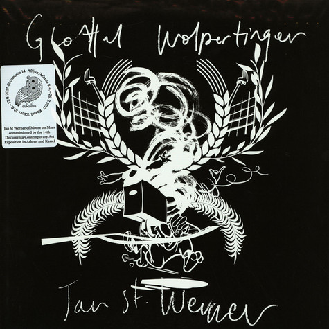 Jan St. Werner of Mouse On Mars - Glottal Wolpertinger