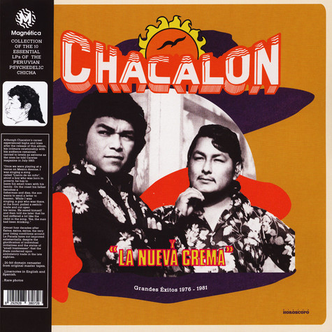 Chacalon Y La Nueva Crema - Grandes Éxitos 1976-1981 Black Vinly Edition