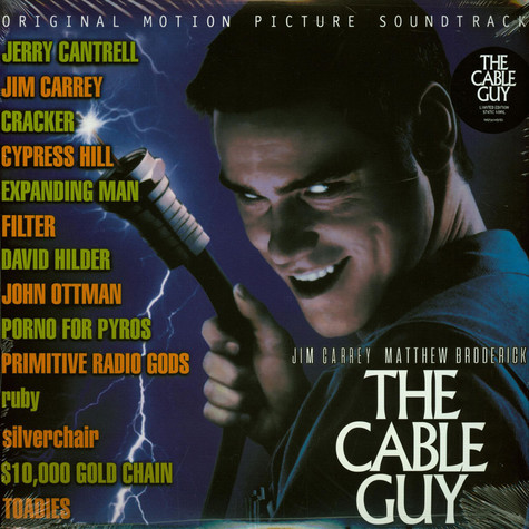 V.A. - OST The Cable Guy Record Store Day 2019 Edition