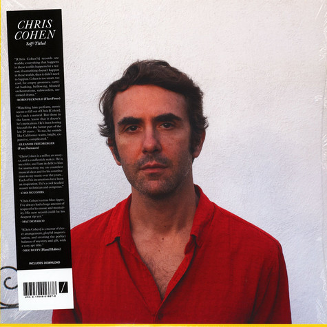 Chris Cohen - Chris Cohen