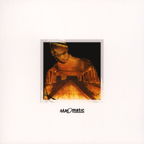 McGyver - Madmatic Orange Marbled Vinyl Edition