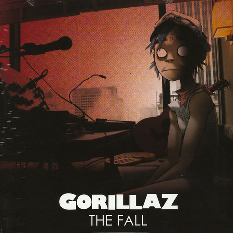 Gorillaz - The Fall Green Record Store Day 2019 Edition