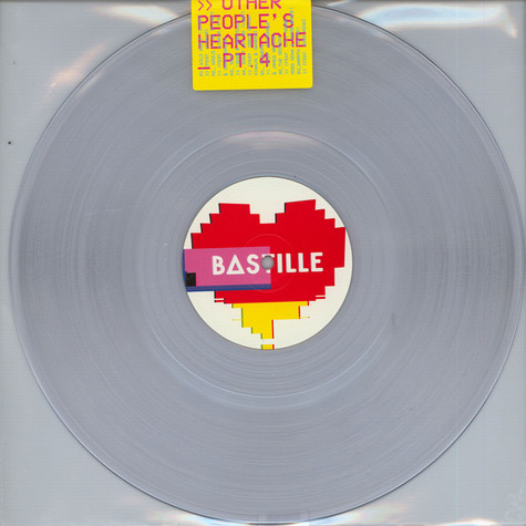 Bastille - Other People's Heartache Colored Vinyl Record Store Day 2019 Edition