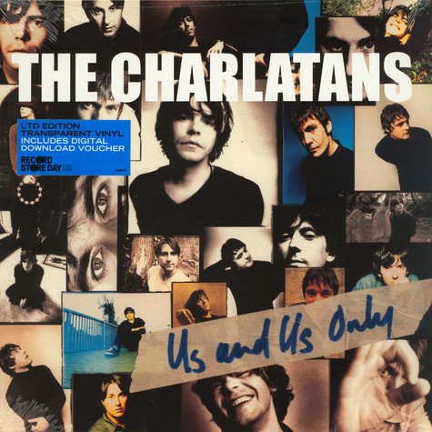 Charlatans, The - Us And Us Only Colored Vinyl Record Store Day 2019 Edition