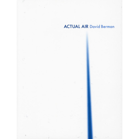 David Berman - Actual Air