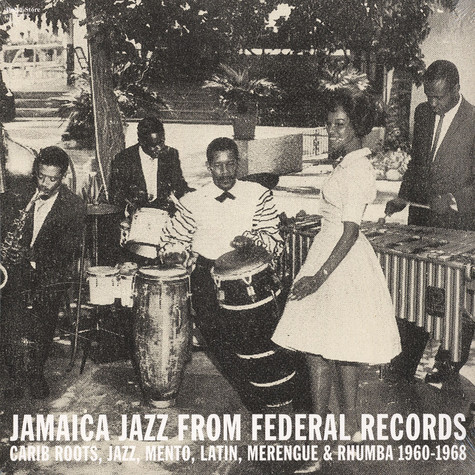 V.A. - Jamaica Jazz Ffrom Federal Records