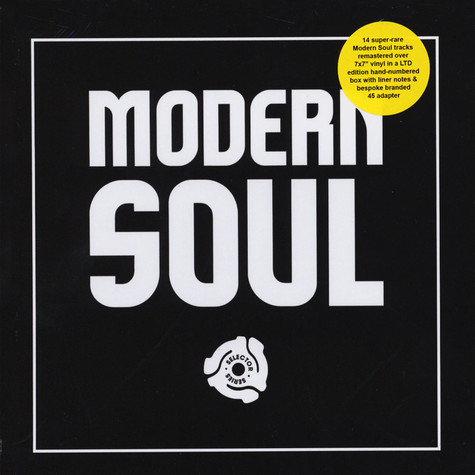 V A  - Modern Soul Record Store Day 2019 Edition