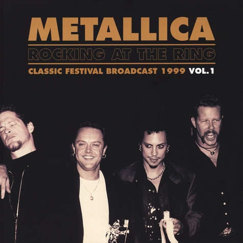 Metallica - Rocking At The Ring Volume 1 Deluxe Edition