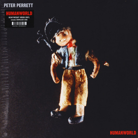 Peter Perrettc Of Only Ones - Humanworld Black Vinyl Edition
