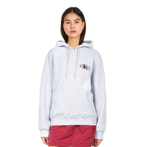 Stüssy - Two Bar Oval Hoodie