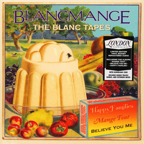 Blancmange - The Blanc Tapes