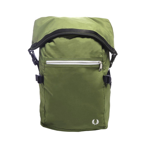 Fred Perry - Roll Top Back Pack