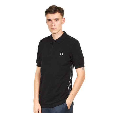 Fred Perry - Taped Side Polo Shirt