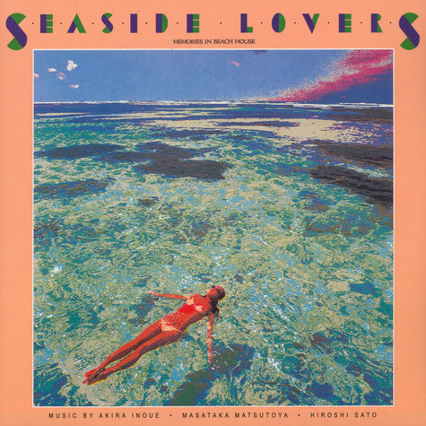 Seaside Lovers - Memories In Beach House Clear Vinyl Edition
