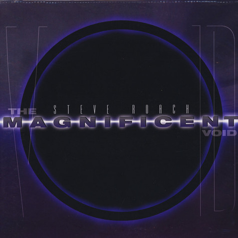 Steve Roach - The Magnificent Void