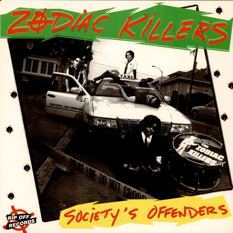 The Zodiac Killers - Society's Offenders