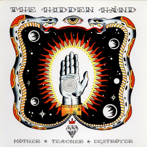 Hidden Hand, The - Mother Teacher Destroyer