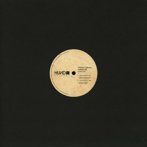 Unknown Collective - Funktions EP