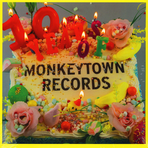 V.A. - 10 Years Of Monkeytown