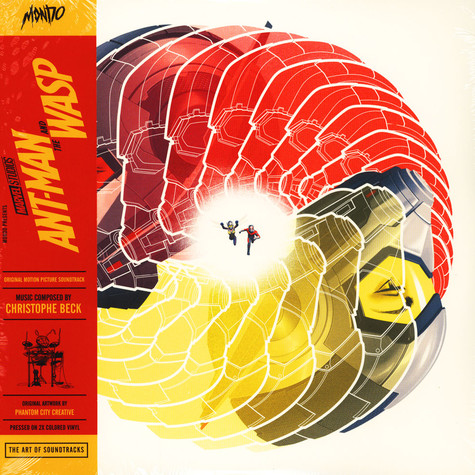 Christophe Beck - OST Ant-Man And The Wasp