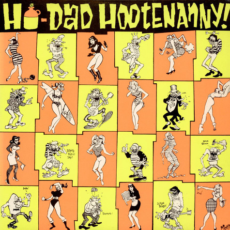 V.A. - Ho-Dad Hootenanny! (Beer Blast Blow Out '65!)