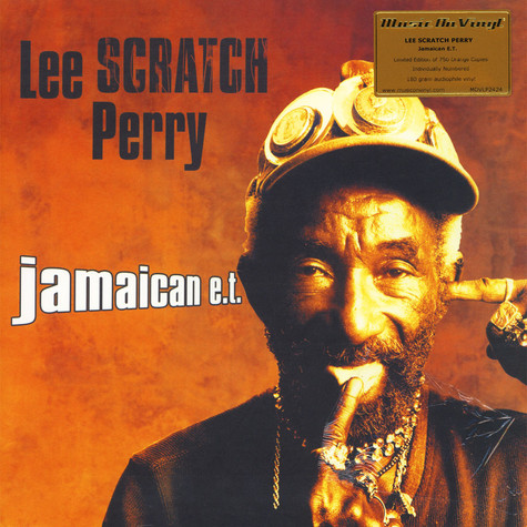 Lee Perry - Jamaican E.T. Coloured Vinyl Edition
