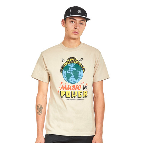 Butter Goods - Music Is Power Tee