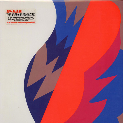 Fiery Furnaces, The - Remember