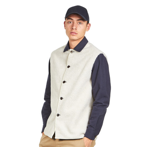 Portuguese Flannel - Sherpa Overshirt